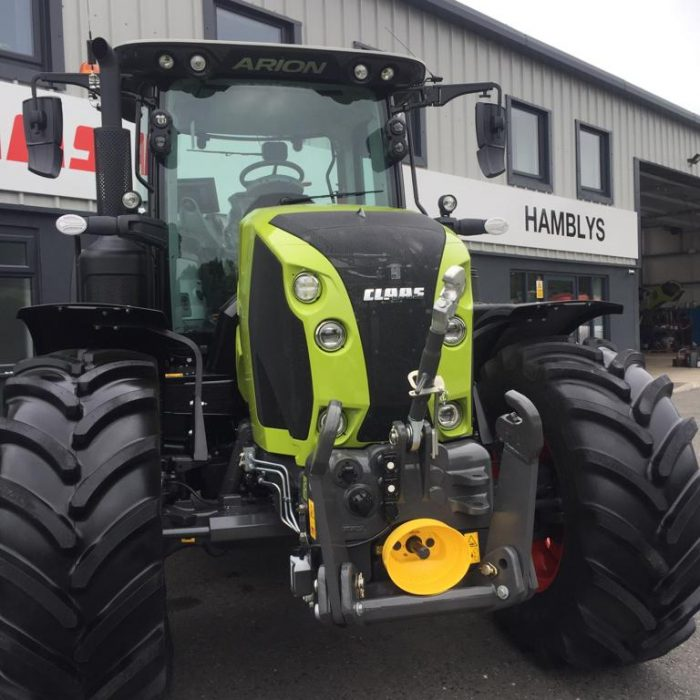 Hamblys – agricultural machinery supplier