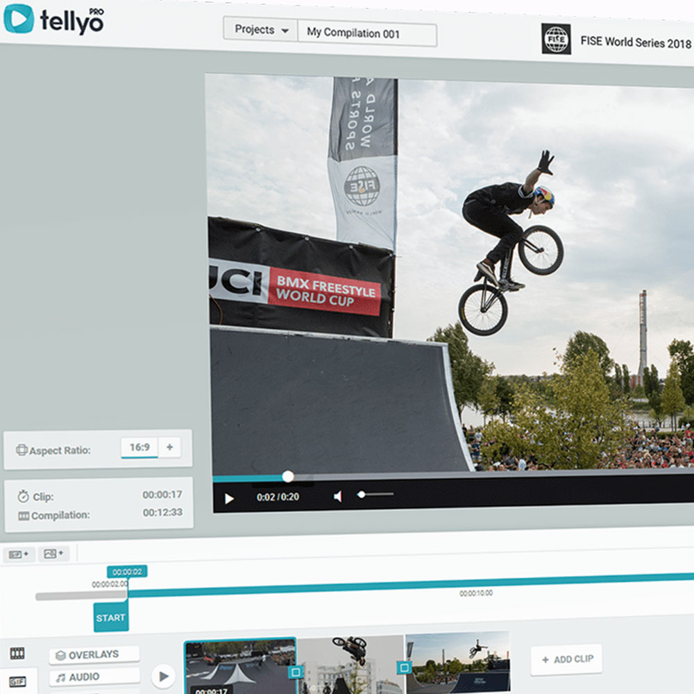 We create written content for Tellyo