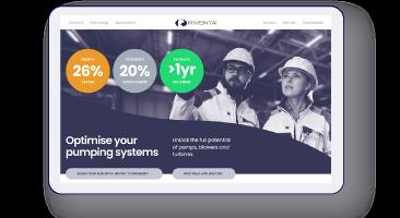 Riventa website by Loop Central